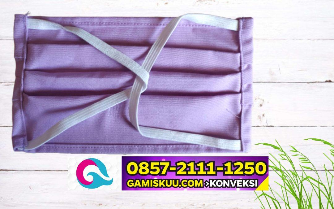 GAMISKUU.COM 0857 2111 1250 > Grosir Distributor Masker Kain Cilacap