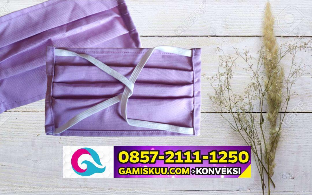 GAMISKUU.COM 0857 2111 1250 > Grosir Distributor Masker Kain Rembang