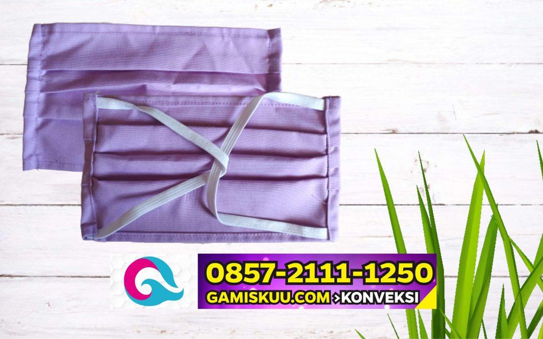 GAMISKUU.COM 0857 2111 1250 >Grosir Distributor Masker Kain Temanggung