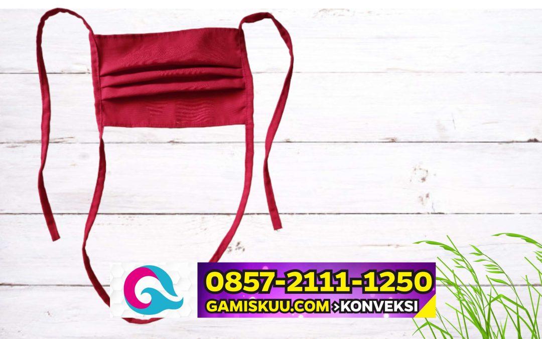 GAMISKUU.COM 0857 2111 1250 >Grosir Distributor Masker Kain Brebes