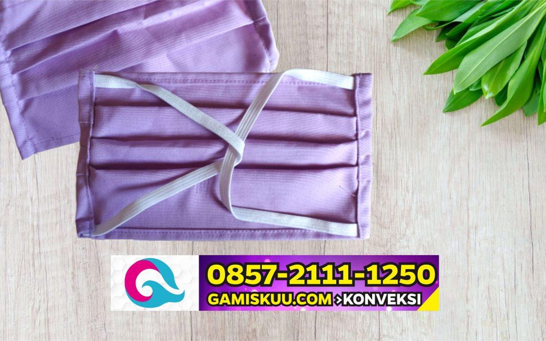 GAMISKUU.COM 0857 2111 1250 >Grosir Distributor Masker Kain Pekalongan