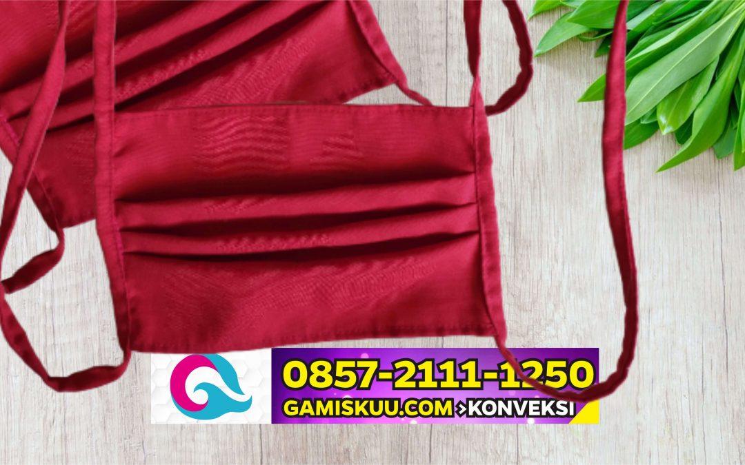GAMISKUU.COM 0857 2111 1250 >Grosir Distributor Masker Kain Kebumen